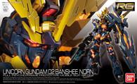#027 Banshee Norn 02 Gundam (RG)