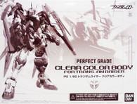 00 Raiser Trans-Am [CLEAR BODY PART] (PG) /P-BANDAI EXCLUSIVE\