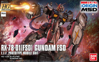 #021 Gundam {FSD} [THE ORIGIN] (HG)