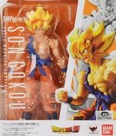 S.H. Figuarts Super Saiyan Son Goku [Super Warrior Awakening Ver.] (Dragon Ball)