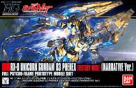 #213 Unicorn Gundam 03 Phenex Destroy Mode [NT. Ver] (HGUC)
