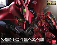 #029 Sazabi  (RG)