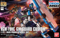 #022 GM Guard Custom [THE ORIGIN] (HG)