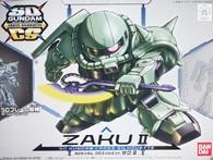 #004 Zaku II (SDCS Gundam)