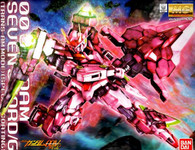 Trans-Am 00 Gundam Seven Sword G (MG) /P-BANDAI Exclusive\