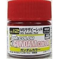 Gundam Color MS Sazabi Red (UG12)