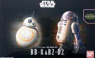 BB-8 & R2-D2 [Star Wars] (Character Line)