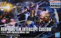 #023 GM Intercept Custom [THE ORIGIN] (HG)
