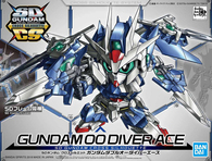#006 Gundam 00 Diver Ace (SDCS Gundam)