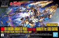 #216 Unicorn Gundam 03 Phenex Destroy Mode [NT. Ver] (HGUC) {GOLD COATING}