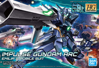 #017 Impulse Gundam Arc (HGBD)