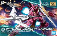 #018 Impulse Gundam Lancier (HGBD)