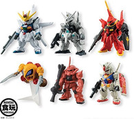 FW Gundam Converge #16 (5pc)