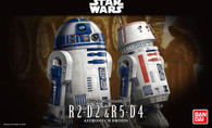 R2-D2 & R5-D4 [Star Wars] (Character Line)