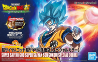 SSGSS Goku {Special Color Ver.} [Dragon Ball Super: BROLY] (Figure-rise Standard)