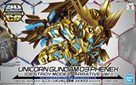 #007 Unicorn Gundam 03 Phenex [Gundam NT] (SDCS Gundam)