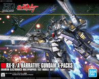 #218 Narrative Gundam [A-Packs] (HGUC)