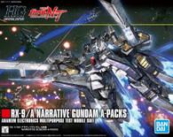 #218 Narrative Gundam [A-Packs] (HGUC)