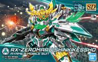 #026 RX-Zeromaru Sinkikessho (HGBD) **PRE-ORDER**
