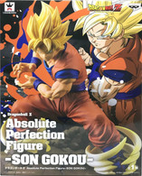 Son Goku {Absolute Perfection} [Dragon Ball Z] (Banpresto)
