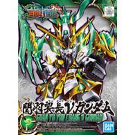 #002 Guan Yu Yun Change Nu Gundam [SD Sangoku Soketsuden] (SD)