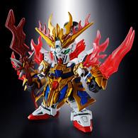 #03 Zhang Fei God Gundam [SD Sangoku Soketsuden] (SD)