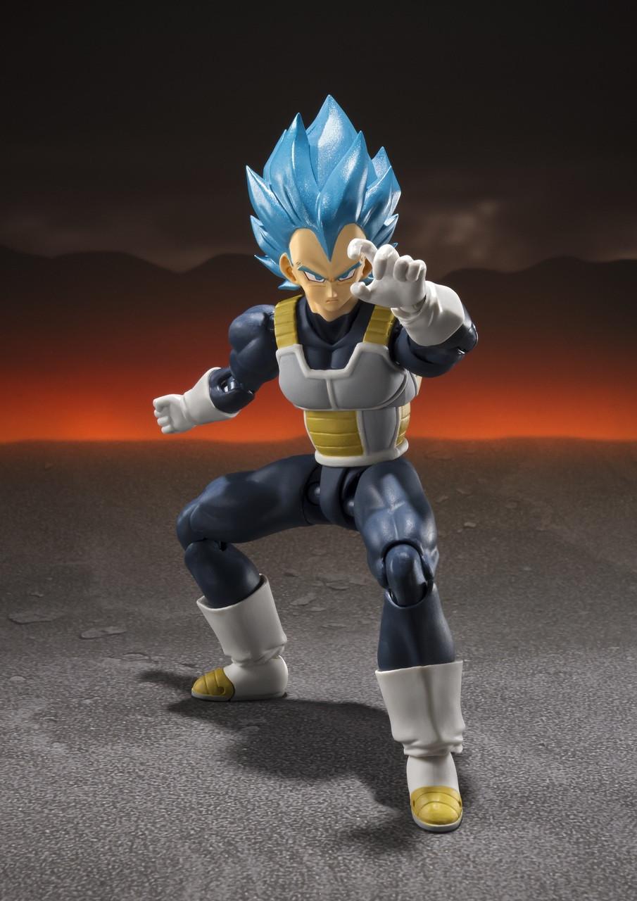 Sh Figuarts Super Saiyan God Super Saiyan Vegeta Dragon Ball