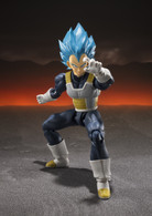 S.H. Figuarts Super Saiyan God Super Saiyan Vegeta (Dragon Ball Super: Broly) /P-BANDAI Exclusive\ **PRE-ORDER**