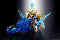 Zhao Yun 00 Gundam & Blue Dragon Drive [SD Sangoku Soketsuden] (SD) **PRE-ORDER**