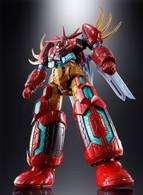 Getter Emperor {True Getter Robo Manga Ver.} [GX-87] (Soul of Chogokin)