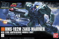#143 Zaku Mariner (HGUC)