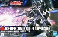 #225 Silver Bullet Suppressor [Gundam NT] (HGUC)