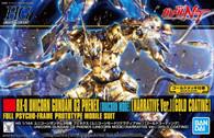 #227 Unicorn Gundam 03 Phenex {Unicorn Mode} {NT. Ver} (HGUC) {GOLD COATING}