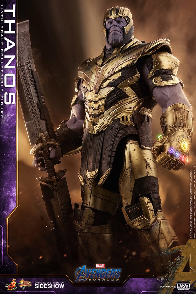 Thanos 1/6 Scale Figure (Avengers: Endgame) [Hot Toys] **PRE-ORDER**