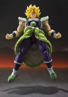 S.H. Figuarts Broly (Dragon Ball Super: Broly) **PRE-ORDER**