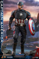 Captain America 1/6 Scale Figure (Avengers: End Game) [Hot Toys] **PRE-ORDER**