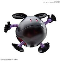 #010 Haro [Black Tri-Stars] (Haropla) **PRE-ORDER**