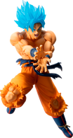Super Saiyan God Super Saiyan Goku [Dragon Ball Super: Broly] (Bandai Ichiban)