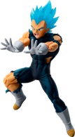 Super Saiyan God Super Saiyan Vegeta [Dragon Ball Super: Broly] (Bandai Ichiban)