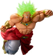 Legendary Super Saiyan Broly [Dragon Ball Z: Broly - The Legendary Super Saiyan] (Bandai Ichiban)