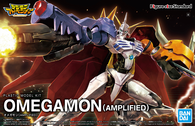 "Omegamon ""Amplified"" (Figure-rise Standard) [Digimon]"