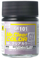 Clear Black (GX101) [Mr. Color]
