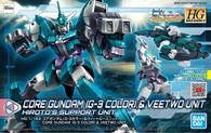 #006 Core Gundam (G3 Color) & Veetwo Unit (HGBD:R)