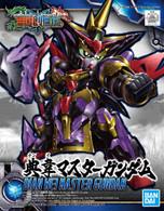 #026 Dian Wei Master Gundam [SD Sangoku Soketsuden] (SD)