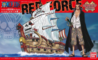 #004 Red Force {One Piece} (Grand Ship Collection)