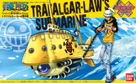 #002 Trafalgar Law's Submarine {One Piece} (Grand Ship Collection)
