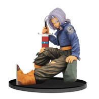 Trunks -Future- [World Figure Colosseum Vol.8] {Dragon Ball Z} (Banpresto)