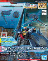 #010 Injustice Weapons (HGBD:R)