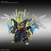 #029 Tien Ba Cao Cao Wing Gundam [SD Sangoku Soketsuden] (SD) **PRE-ORDER**