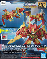 #018 Avalanche Rex Buster (HGBD:R)